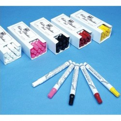 Mutual Industries 800 Valve Paint Markers Box of 12