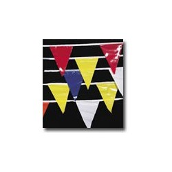 100' Multi Pennant Flags