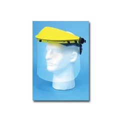 Mutual Industries Face Shield with Visor