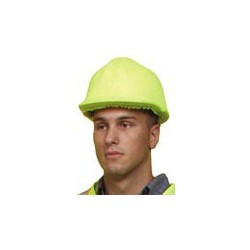 ANSI Lime Construction Hard Hat / Helmet Cover