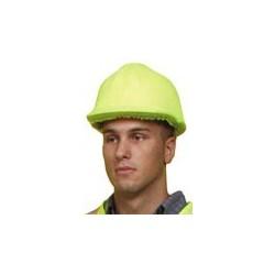ANSI Lime Hard Hat Cover