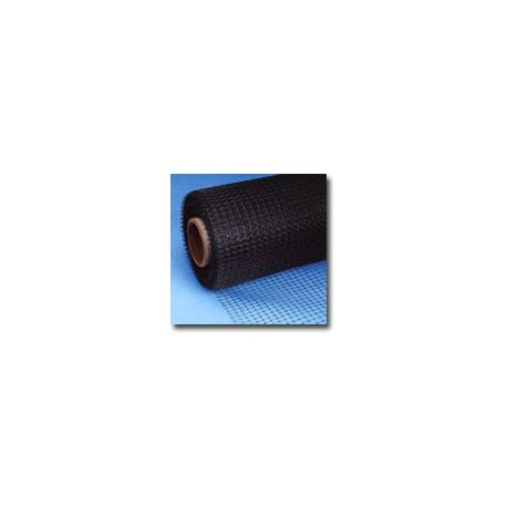 "30"" x 500' MISF 3014 Polypropylene Mesh Backing (Mesh Only)"
