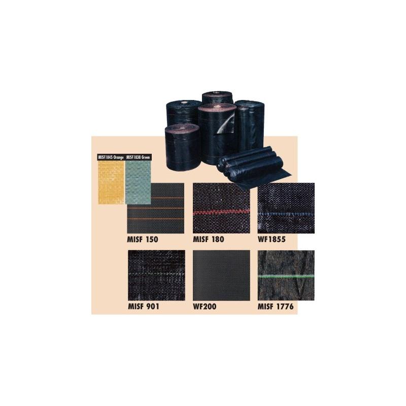 Mutual MISF 180 Woven Polypropylene Fabric 100 Length x 36 Width