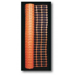Mutual Industries Orange Barrier Fence 4' x 100'