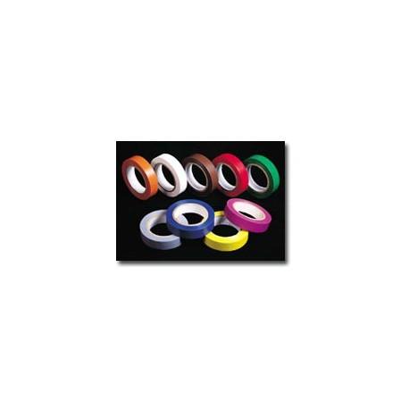 "Color Vinyl Aisle-Marking Tape 3"" x 36 YD"