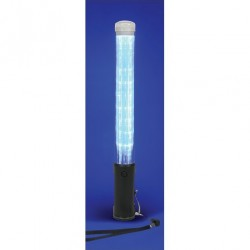 Mutual Industries 17756-0-5 Small Traffic Safety LED Light Baton with 5 Light Modes