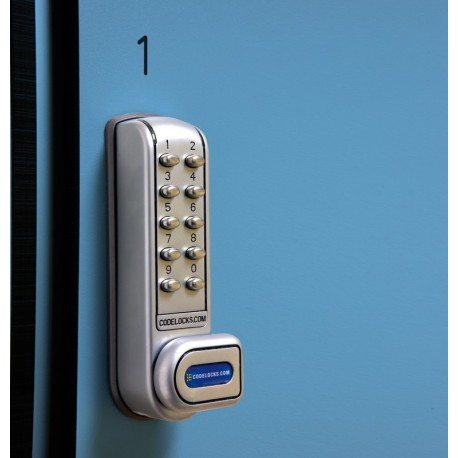 CodeLocks KL1200 Kitlock Digital Electronic Locker and Cabinet Lock