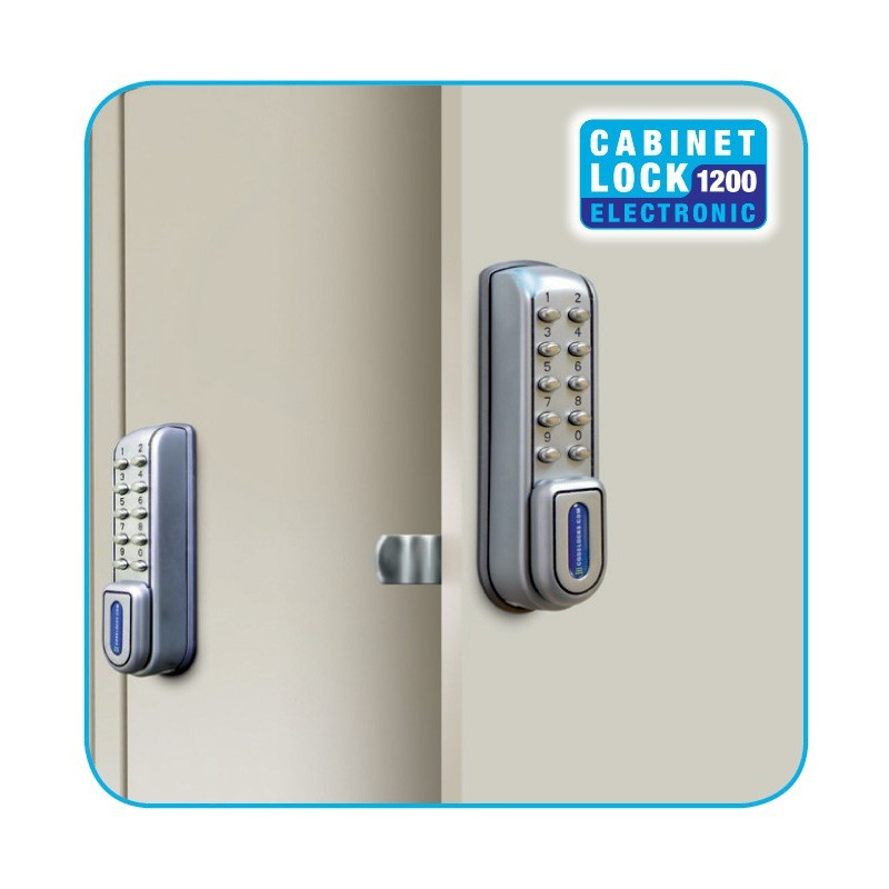 Swell Codelocks Kl1200 Kitlock Digital Electronic Locker And Cabinet Lock Home Interior And Landscaping Ologienasavecom