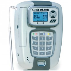 CompX 300 Series Temperature Monitoring eLock w/ Access Control & Networking Options