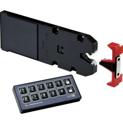 CompX StealthLock Keyless Cabinet Lock kit