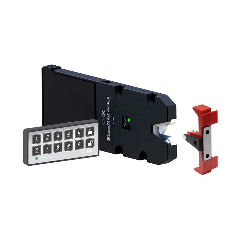 lb safety metal invisible drawer cabinet handle hidden baby mechanism sliding charming pack kit door glass lock locks magnetic set