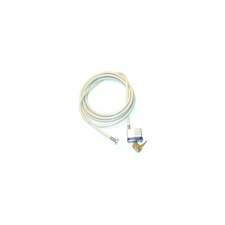 Secure-It CBL-840 10' Computer Security Cable with Padlock
