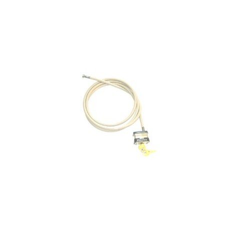 Secure-It CBL-860 6' Computer Security Cable with Padlock