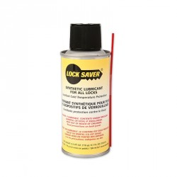 Mil-Comm 60602 Lock Saver Aerosol Spray Can Penetrant Lubricant - 6.1 Oz.