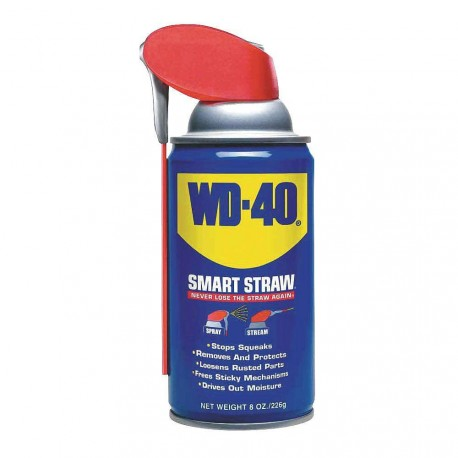 WD-40 Smart Straw Lubricant Spray