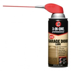 WD-40 100581 3-In-One Pro 11OZ Garage Door Lube