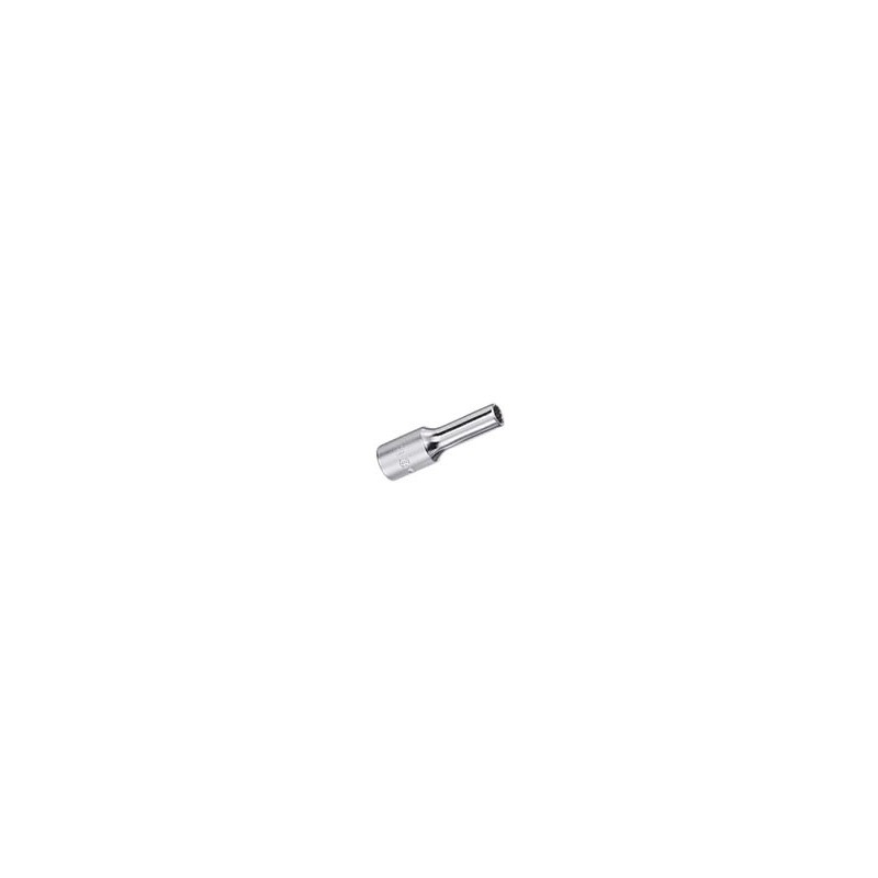 "12-Point Genius Tools 3//8/"" Dr - 336312 12mm Deep Hand Socket"