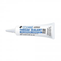 Vibra-Tite 46006 Thread Sealant High Temp/Stainless Steel Pipe Sealant 6 mL