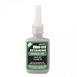 Vibra-Tite 53010 Retaining Compound General Purpose 10 mL