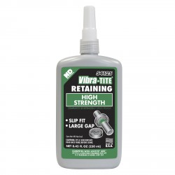 Vibra-Tite 53825 Retaining Compound High Strength 250 mL
