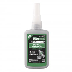 Vibra-Tite 54650 Retaining Compound Impact Resistant 50 mL