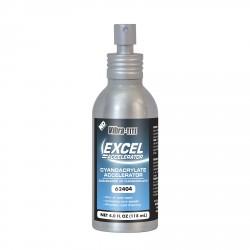 Vibra-Tite 62404 Excel Accelerator - Impact Resistant 4 oz