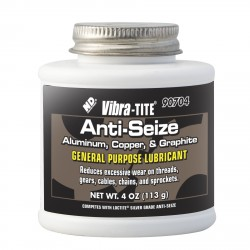Vibra-Tite 90704 Anti-Seize Compound Aluminum - Copper Anti-Seize 4 oz
