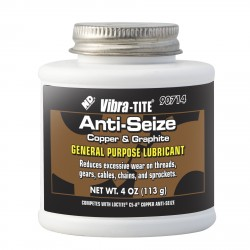 Vibra-Tite 90714 Anti-Seize Compound Copper Anti-Seize 4 oz