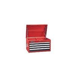 "Genius Tools TS-790 10 Drawer Top Chest 26"" x 18"" x 19-1/8"""
