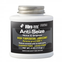 Vibra-Tite 90724 Anti-Seize Compound Nickel Anti-Seize 4 oz