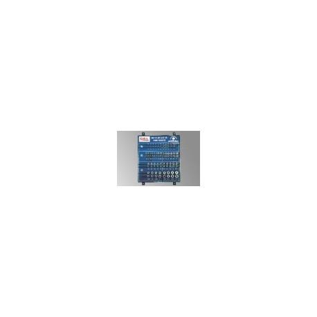 "Genius Tools GS-23485S 85PC 1/4,3/8 & 1/2"" Dr. Sockets Display Board"
