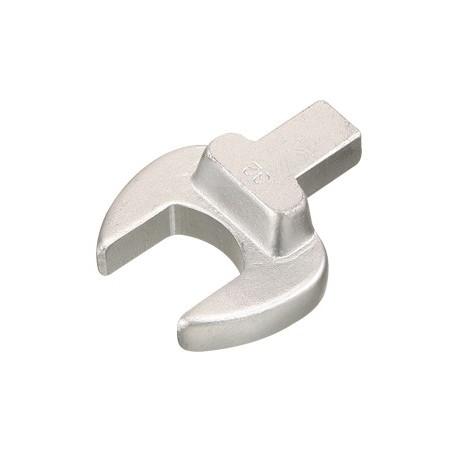 Genius Tools 141824 14x18mm Dr. 24mm Open End Head