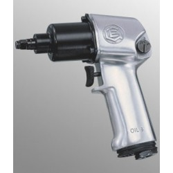 "Genius Tools 300200 3/8"" Dr. Air Impact Wrench 200 ft.-lb./271 Nm"