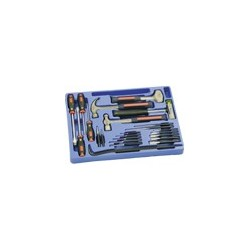 Genius Tools MS-023 23PC Master Striking Tool Set