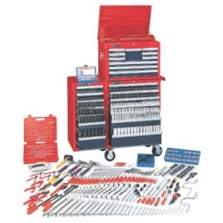 Genius Tools MS-541TS 541PC Metric Master Set with Tool Chests