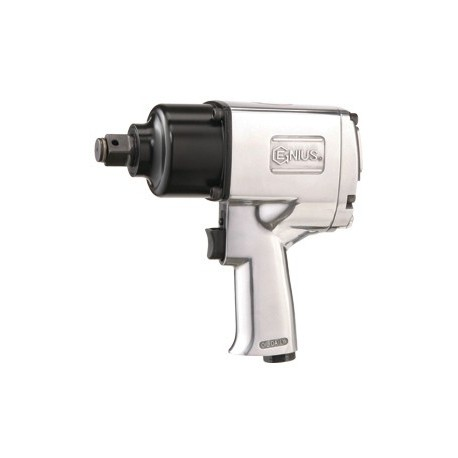 """Genius Tools 801200 1"""" Dr. Lightweight Impact Wrench 1,200 ft-lb./1,627 Nm"""