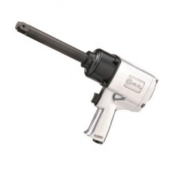 "Genius Tools 801206 1"" Dr. Lightweight Long Anvil Impact Wrench 1,100 ft-lb./1,492 Nm"