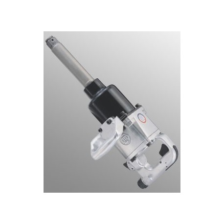 "Genius Tools 801606 1"" Dr. Long Anvil Impact Wrench 1,600 ft.-lb./2,169 Nm"