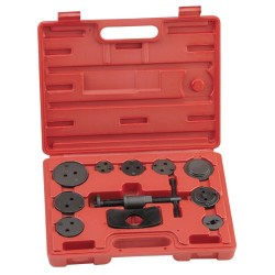 Genius Tools AT-08 Disc Brake Caliper Tool Set