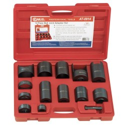 Genius Tools AT-0914 Master Ball Joint Adapter Set