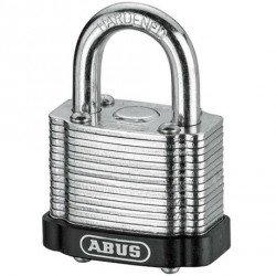 41/50 Abus Premium ETERNA Laminated Steel Padlock