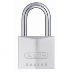 75IB/40HB Abus Solid Brass Weather Resistant Marine Padlock with Dimple Key