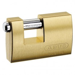 82/70 Abus Solid Brass Monoblock