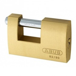 82/90 Abus Solid Brass Monoblock