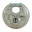 26/70 Abus Diskus Padlock with Physical Attack Protection