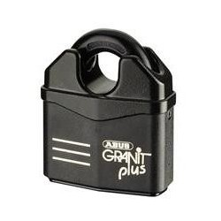 "37/80RK Abus Rekeyable Granit Extreme Security Steel Padlock 3"" (76 mm)"