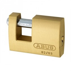 82/63 Abus Solid Brass Monoblock