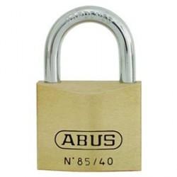 85/40 Abus Premium Solid Brass Padlock