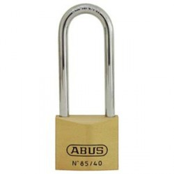 85/40HB Abus Premium Solid Brass Padlock