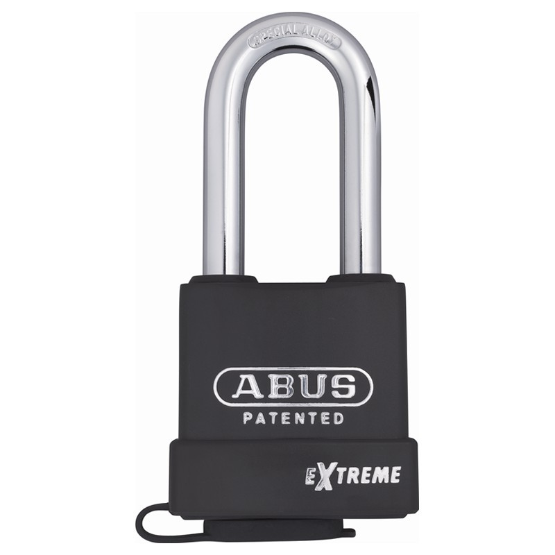 83wp 63 Abus Extreme Solid Steel Covered Weather Proof